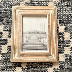 5x7 Wood Picture Frame